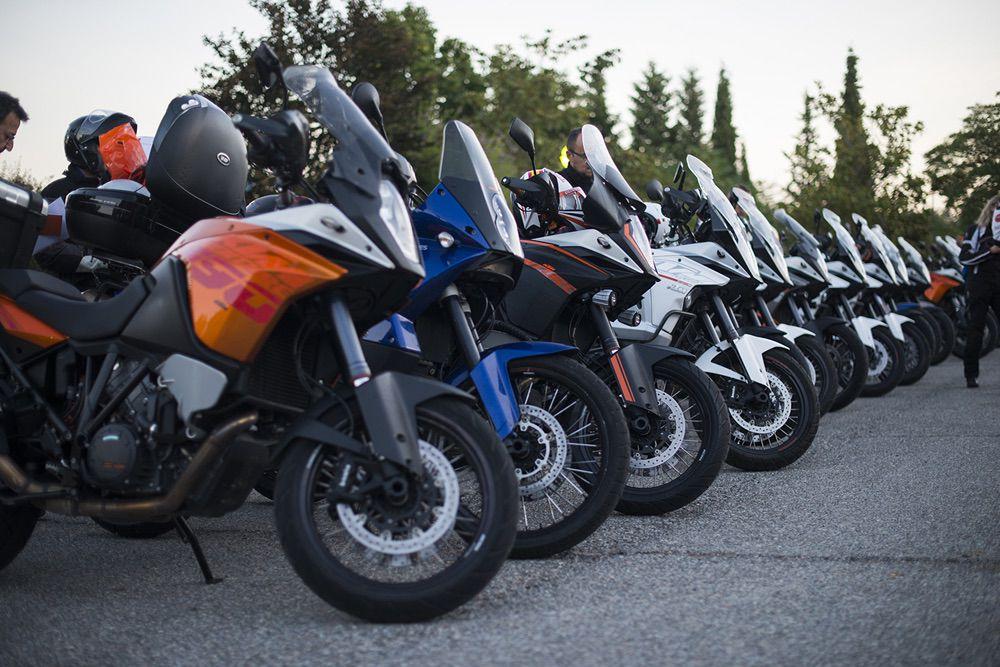 III Reunión KTM Adventure