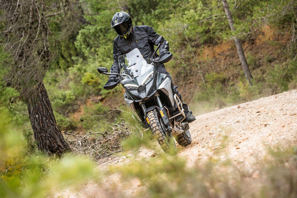 Prueba Ducati Multistrada V4: Poder Refinado