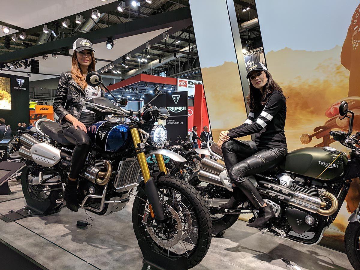 Los Salones de la Moto
