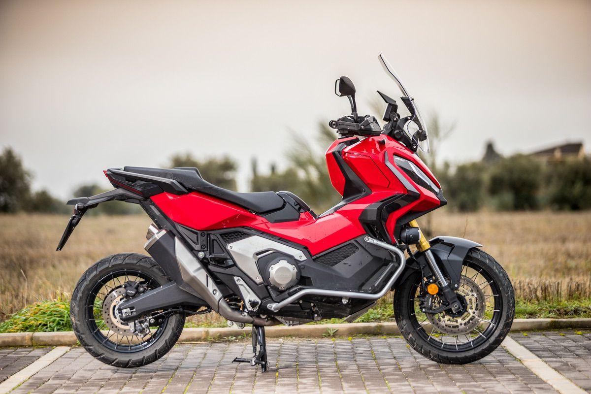 Honda X-ADV 2021: Más allá de las cifras