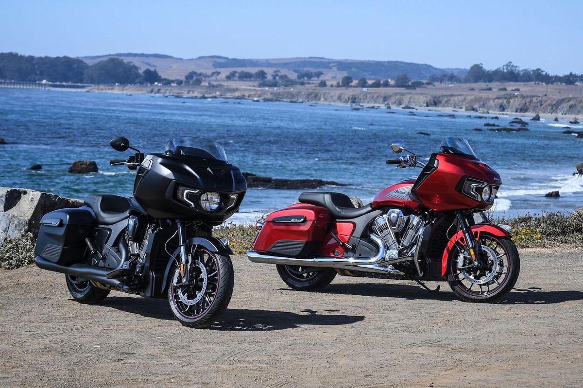 Indian Challenger Limited y Dark Horse 2020
