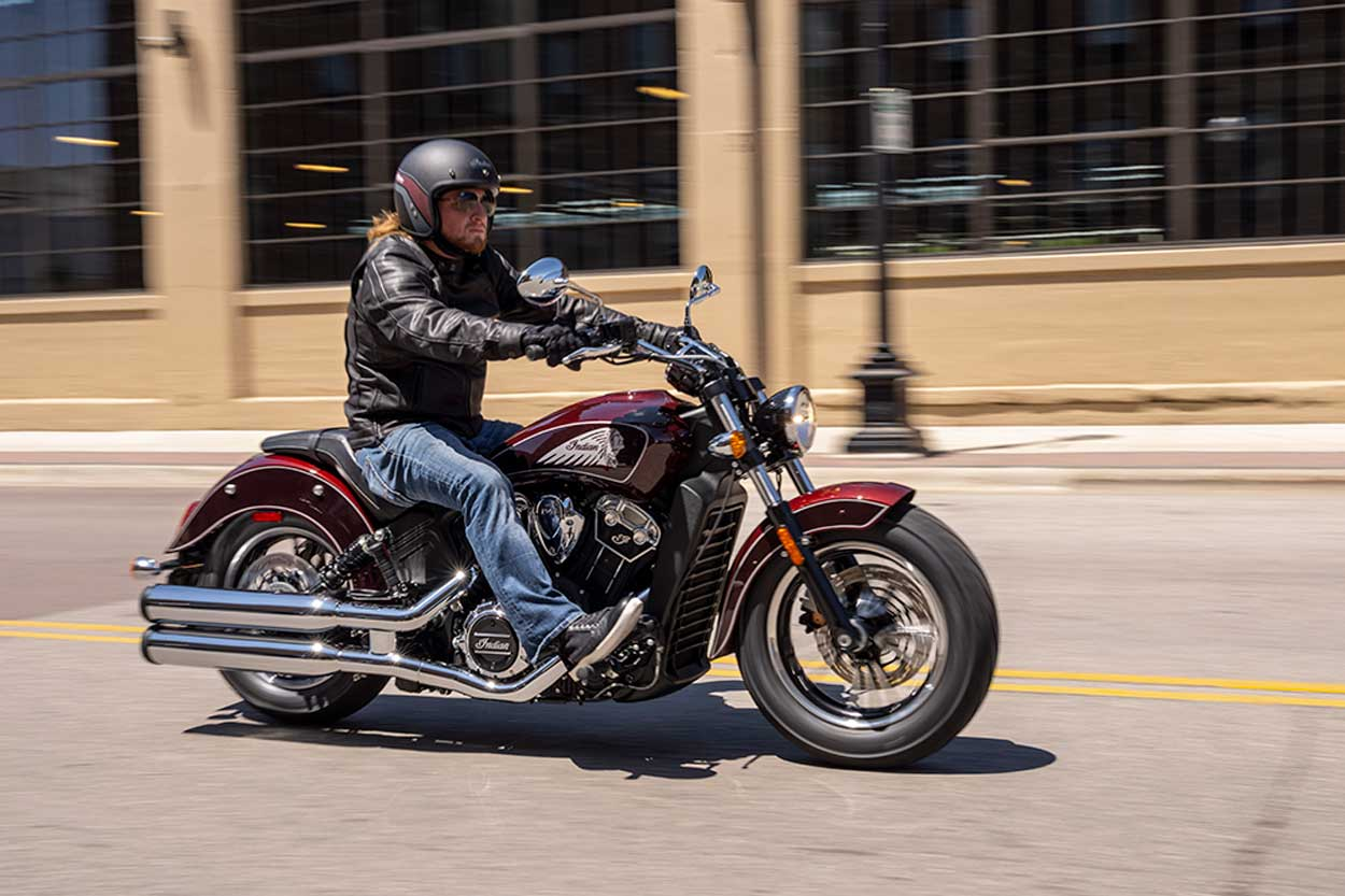 Indian Scout 2021