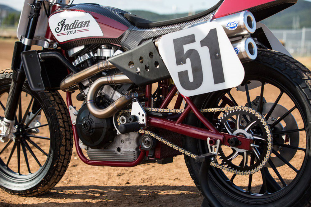 Indian Scout 750 FTR
