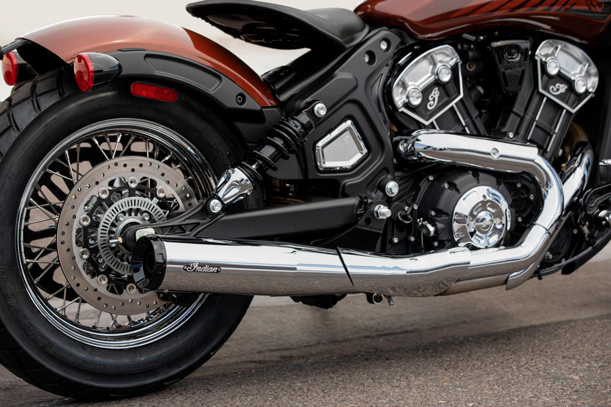 Indian Scout Bobber 20