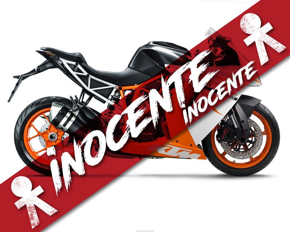 Inocentada KTM RC12