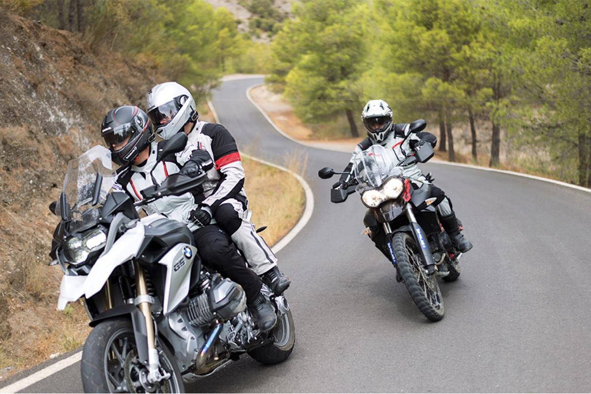Intercomunicadores moto