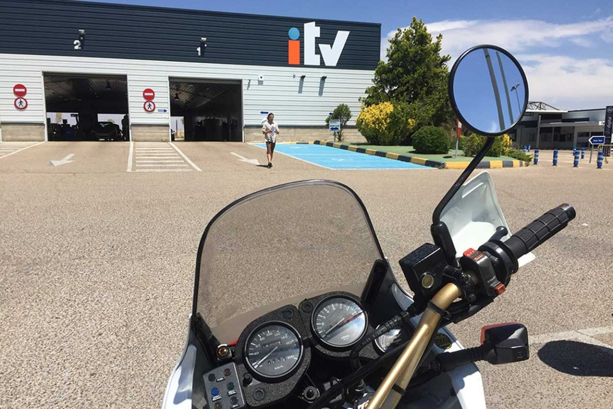 Pasar la ITV en moto: los fallos más habituales