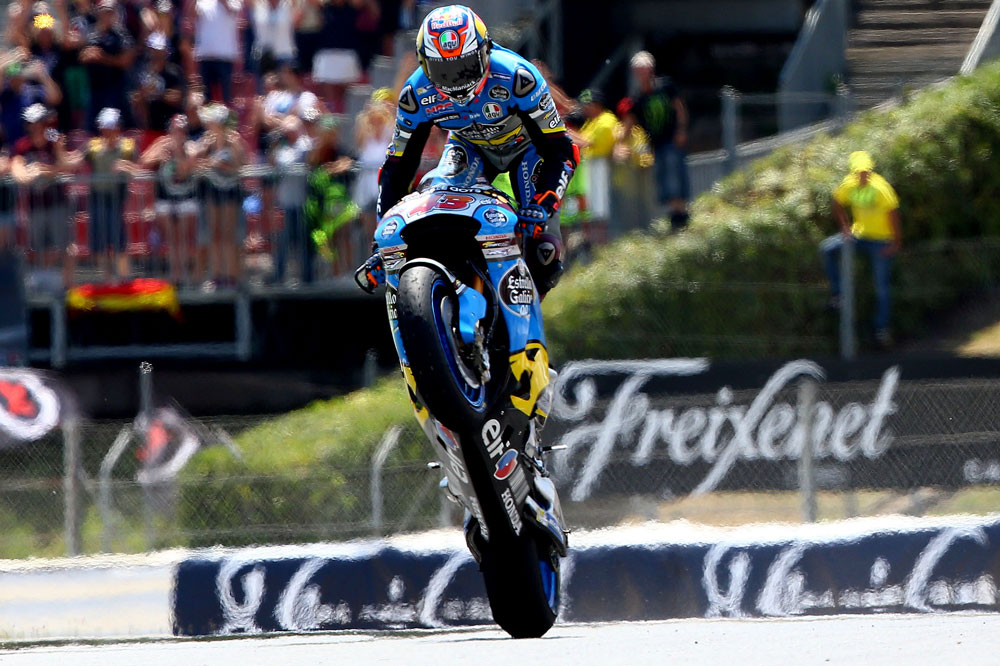 Jake Miller logró la victoria en el GP de Assen de MotoGP