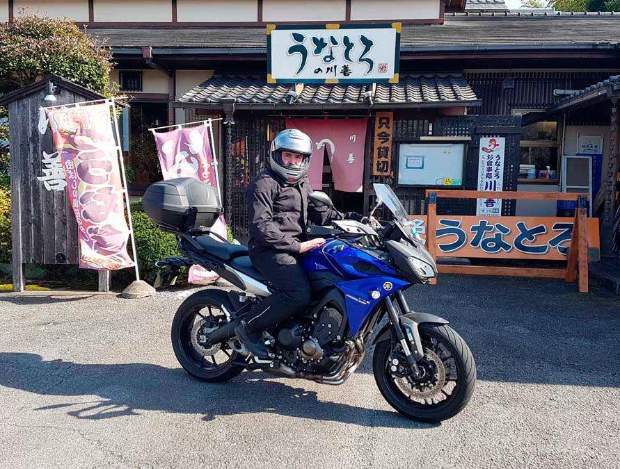 Japón en moto
