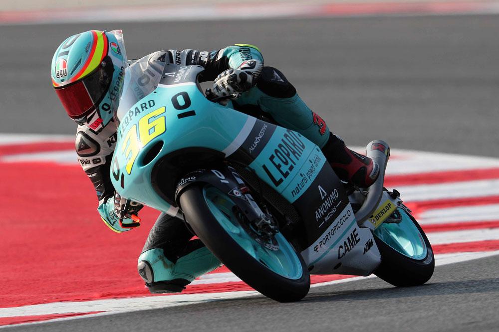 Tercera posición para Joan Mir en el Gran Premio de San Marino