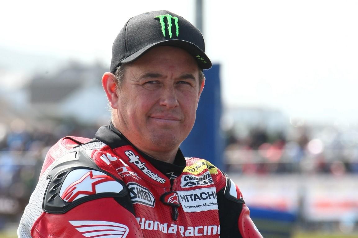 John McGuinness Honda 2018