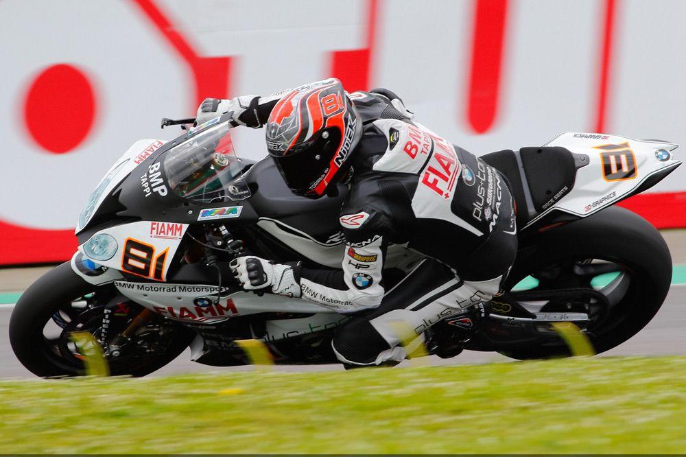 Jordi Torres, el mejor español en Superbike en Italia