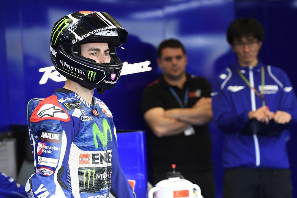 Jorge Lorenzo ya piensa en Ducati