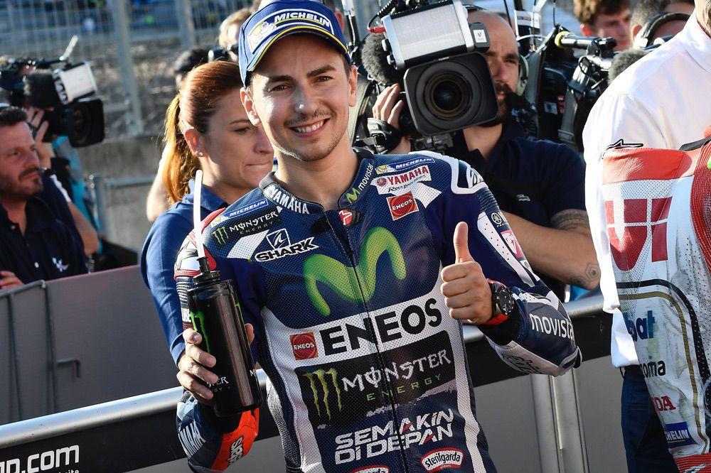 Jorge Lorenzo no podrá entrenar con Ducati en Jerez