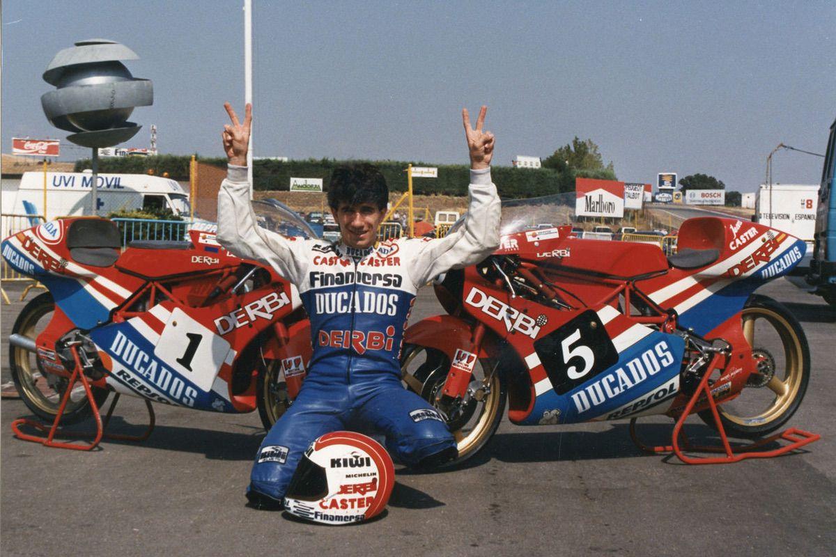 Jorge Martínez Aspar será en 2019 MotoGP Legend