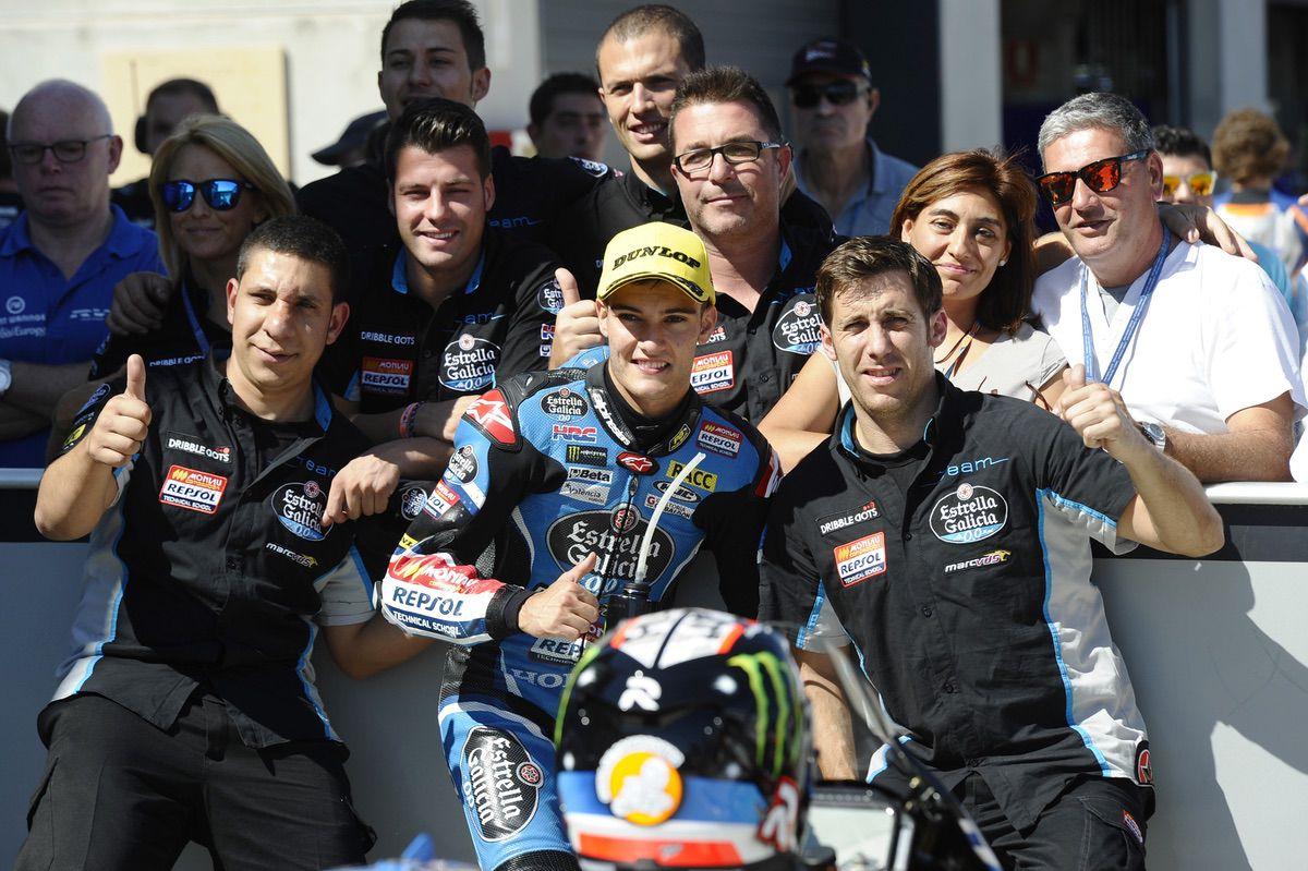 Jorge Navarro Moto3 victoria Aragón 2016