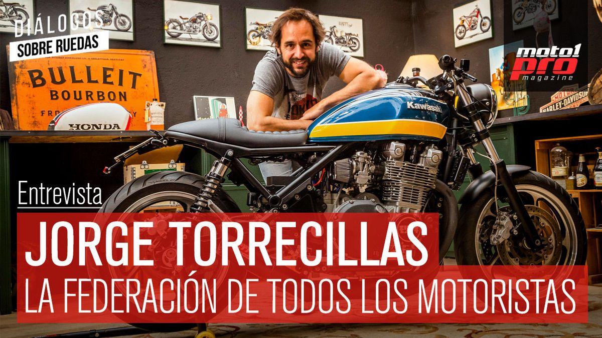 Entrevista Jorge Torrecillas