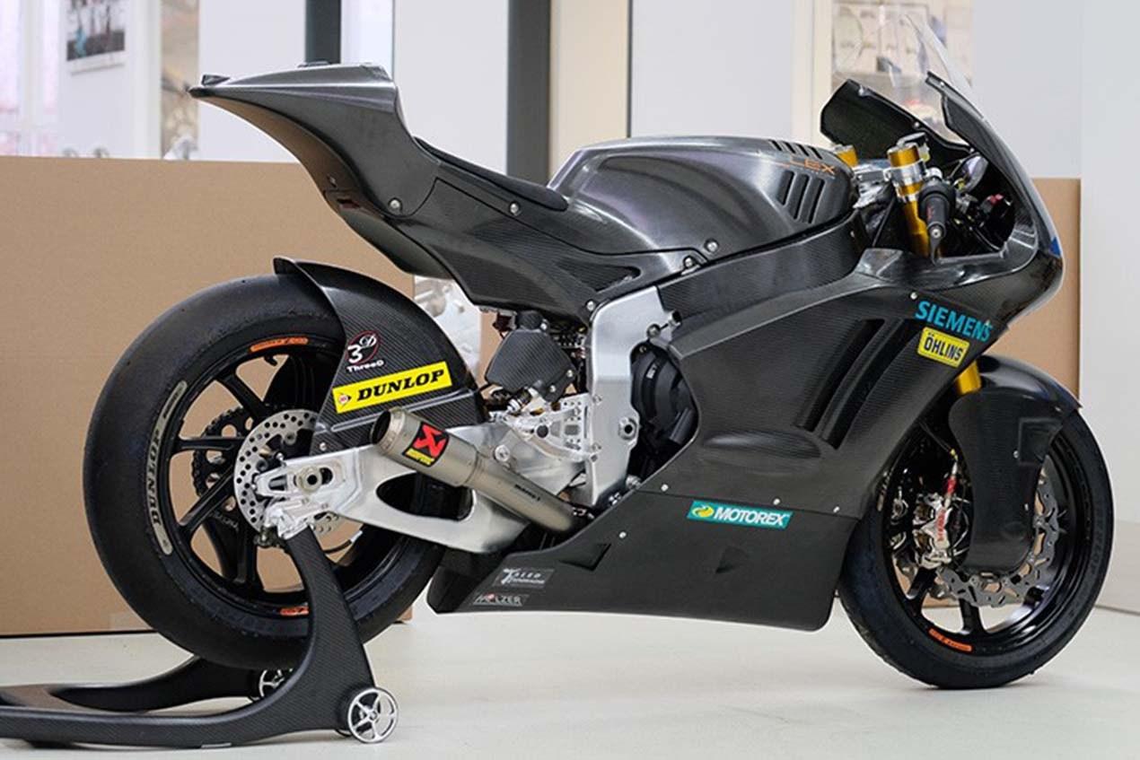 kalex moto2 triumph