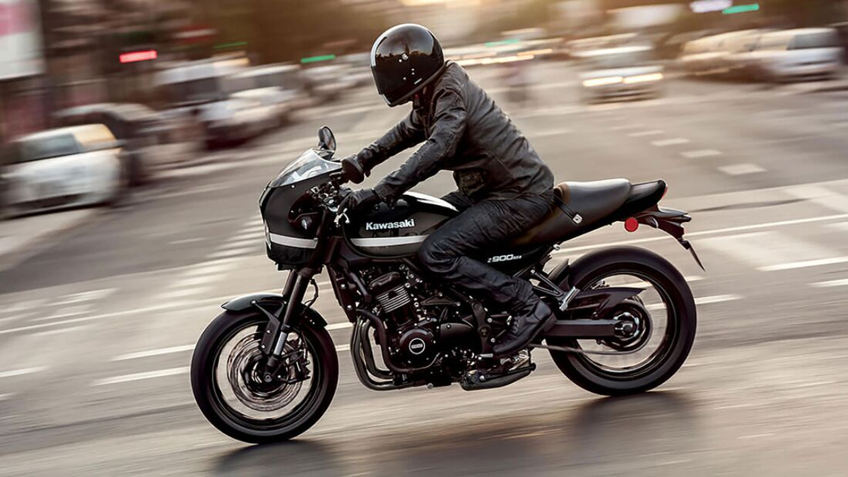 Kawasaki Z900 RS Café: podría volver en 2022