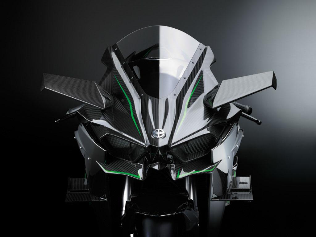 Kawasaki Ninja H2R 2015