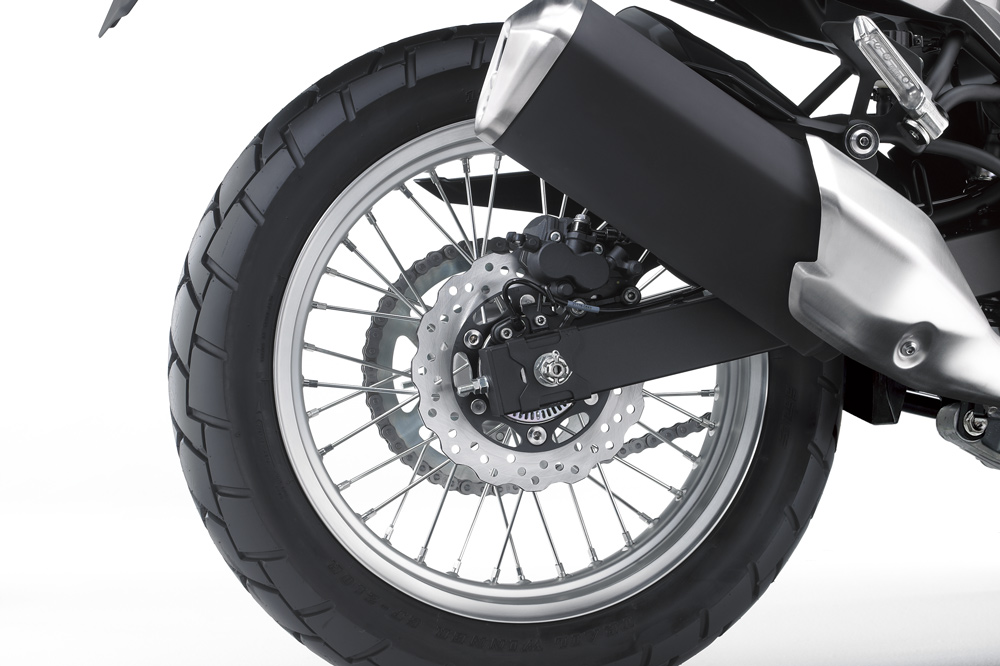 Freno trasero Kawasaki Versys X 300