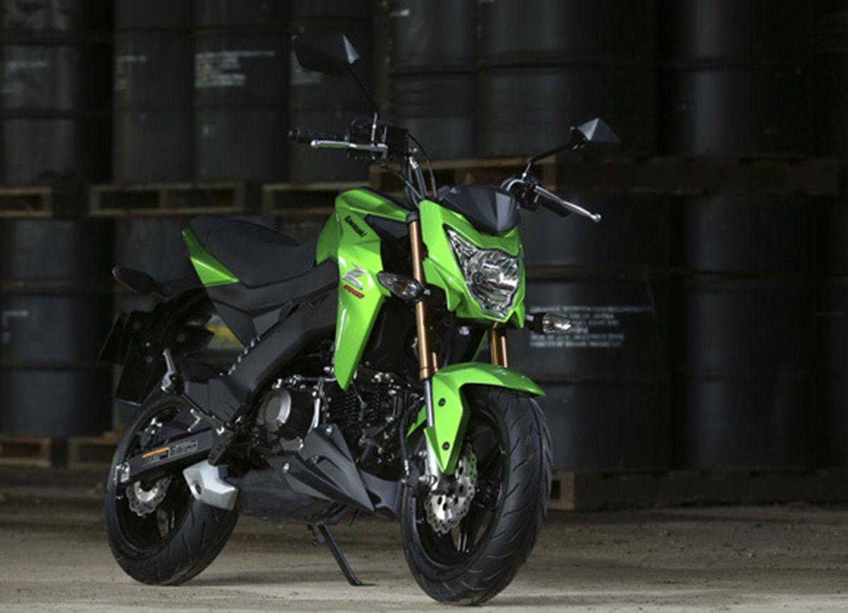 Kawasaki 125 PRO
