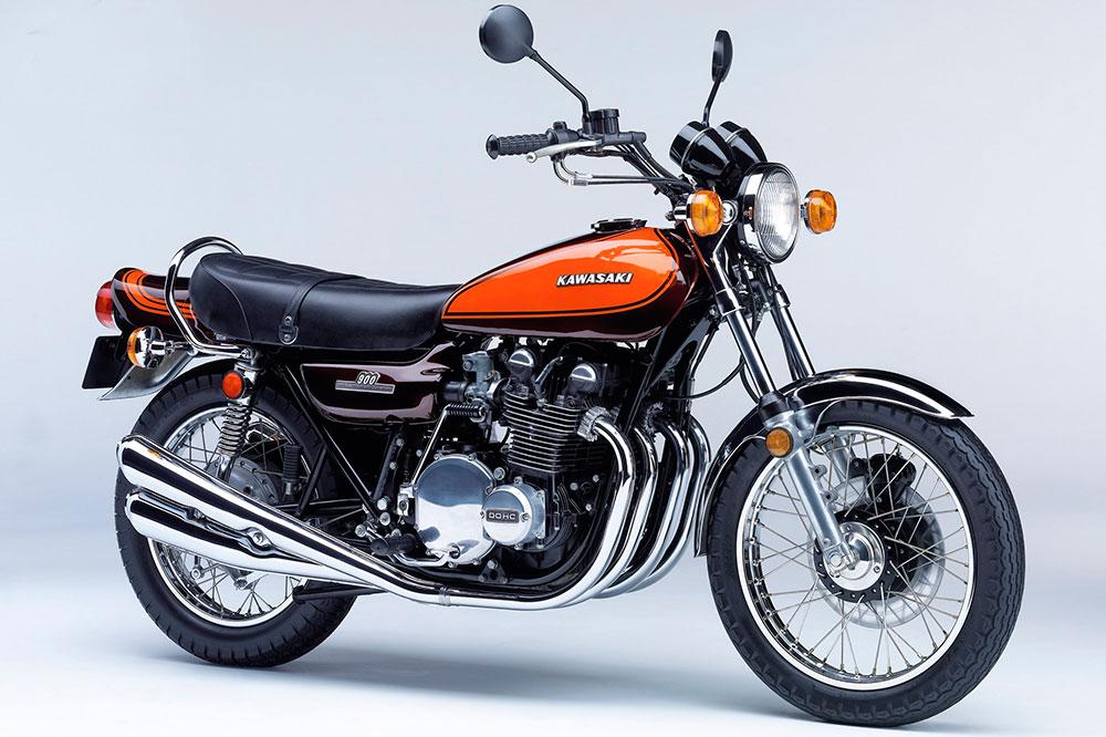 Kawasaki Z1 900, las 100 motos de la historia