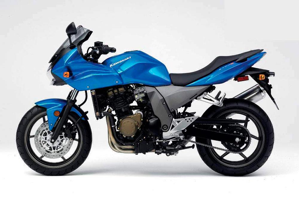 Kawasaki Z750 S 2013