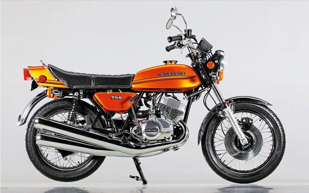 Kawasaki H2 1970