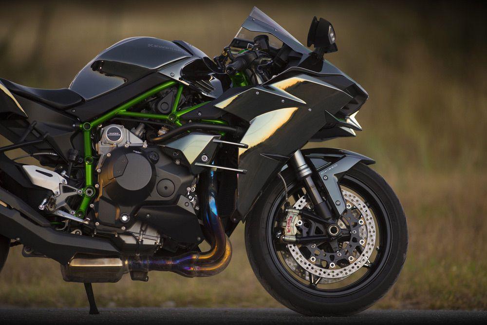 Kawasaki Ninja H2 Chasis