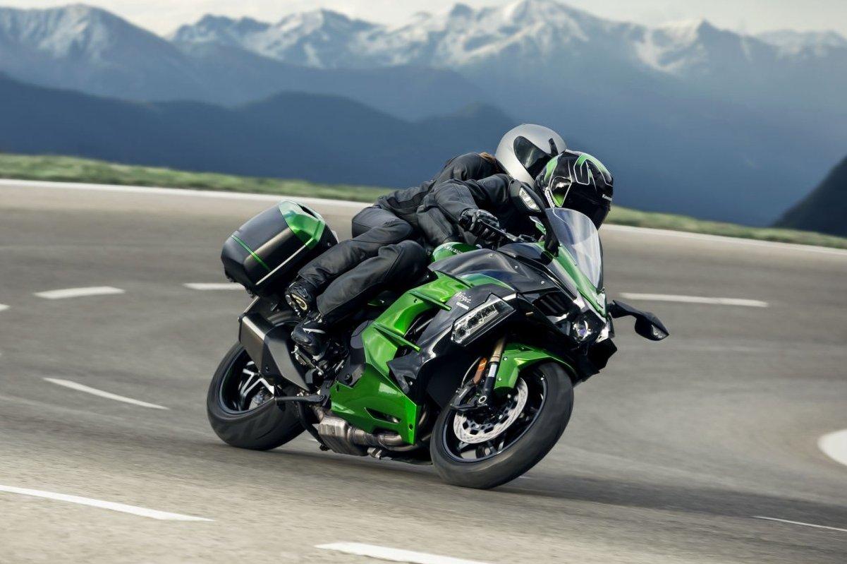 Llamada a revisión Kawasaki: problemas de presión de aceite