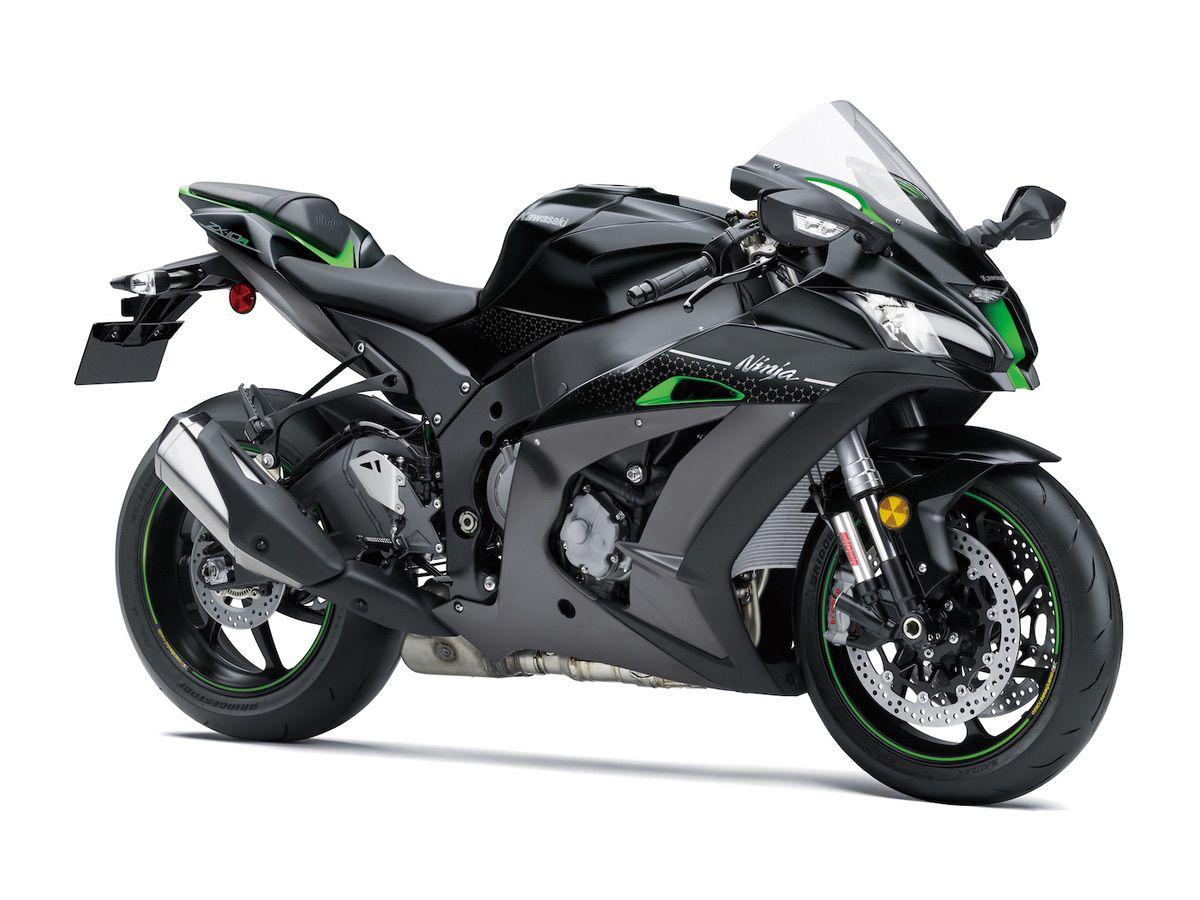 Kawasaki Ninja ZX10r SE 2018