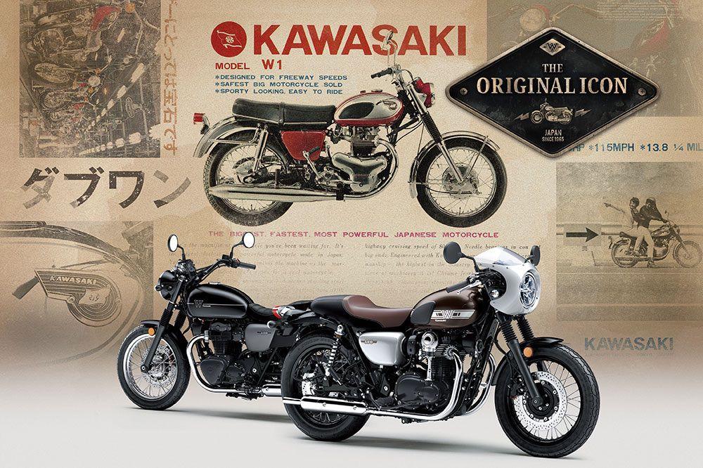Kawasaki W800 2019