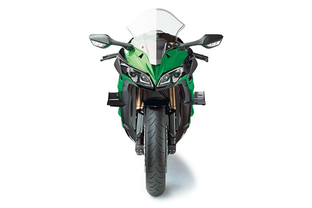Nueva Kawasaki Ninja 1000 2017