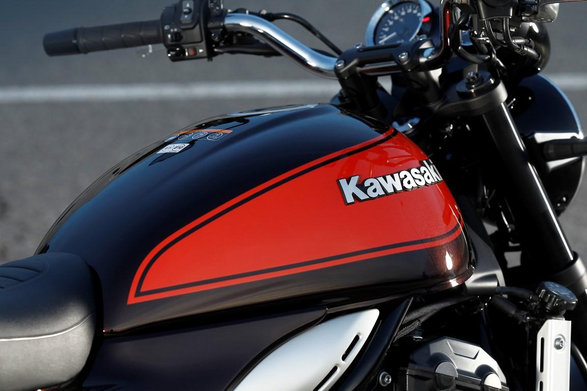 kawasaki z900rs depósito