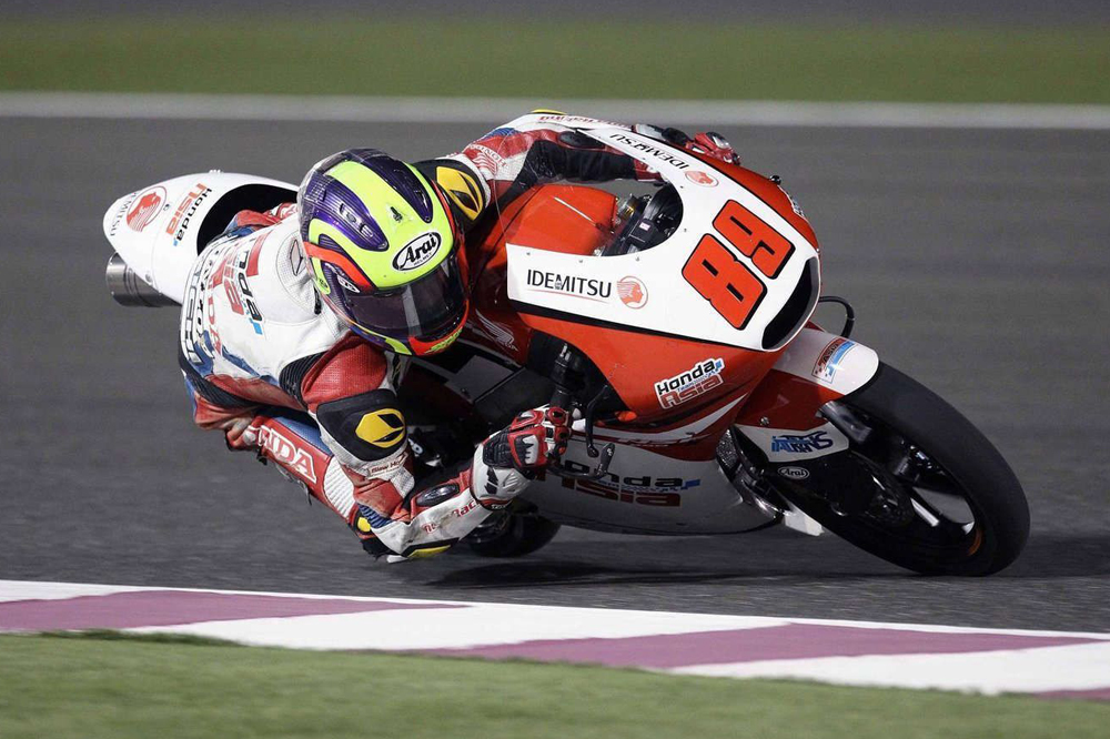 Khairul Idham Pawi, victoria en Moto3