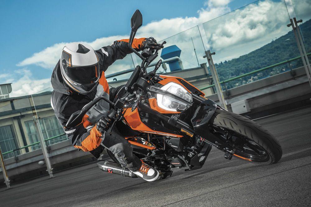 KTM Duke 125 2017