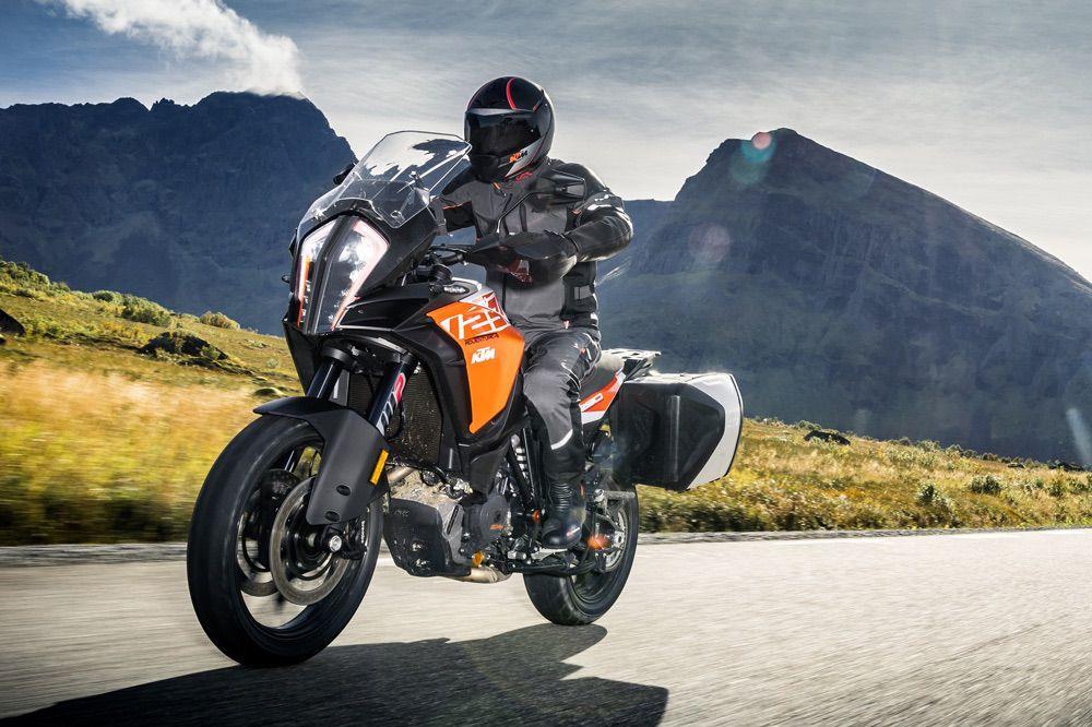 Motos trail