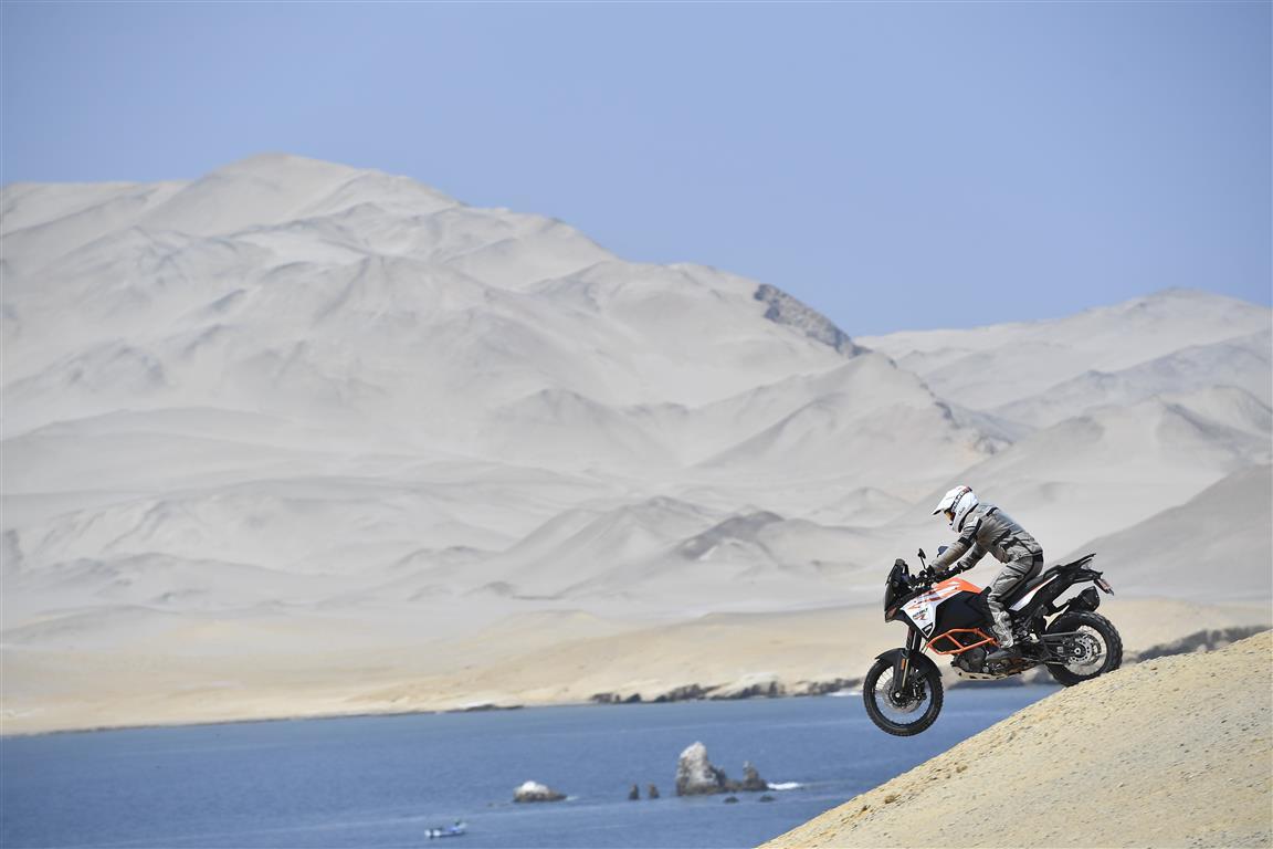 Prueba KTM 1290 Super Adventure R