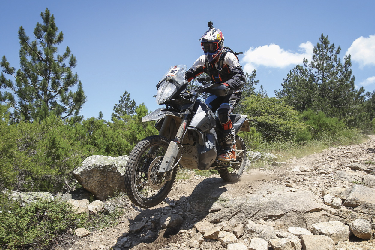 KTM 790 Adventure R Trail