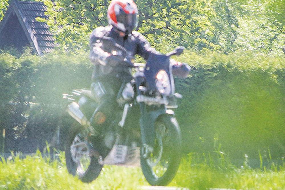 KTM 800 Adventure