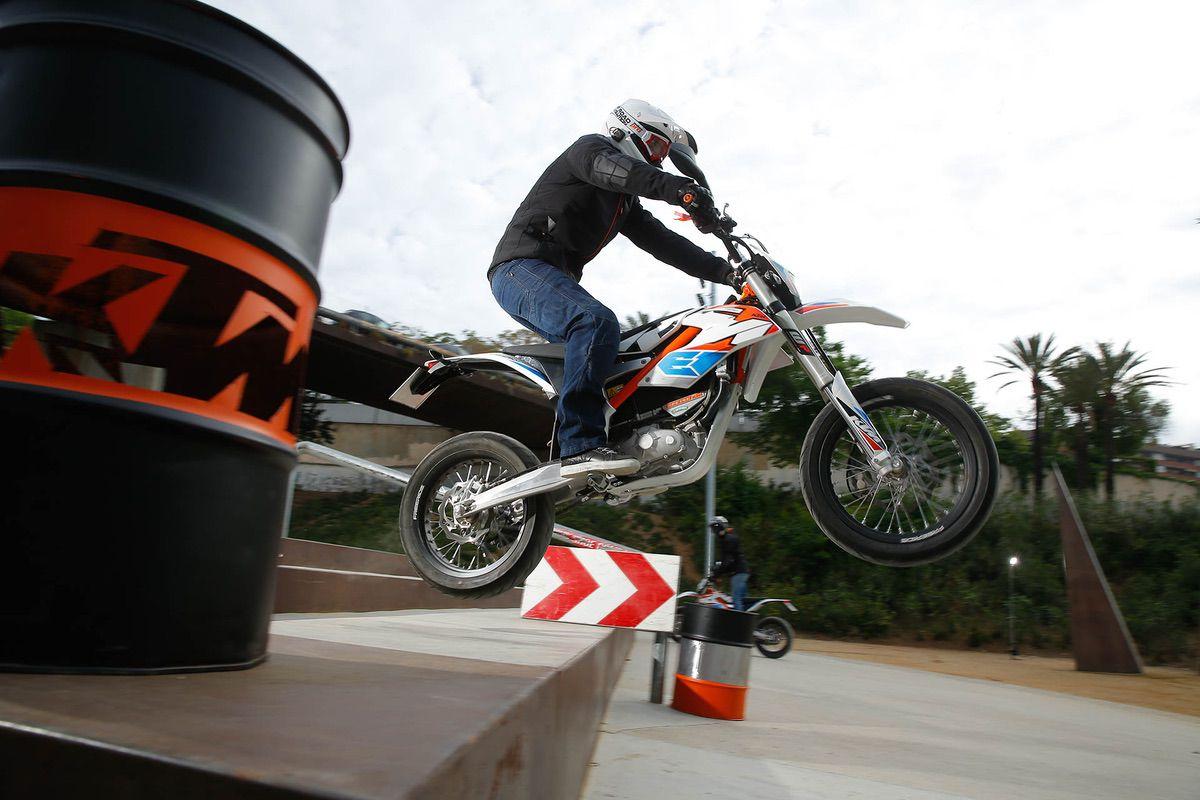 KTM Freeride E-SM