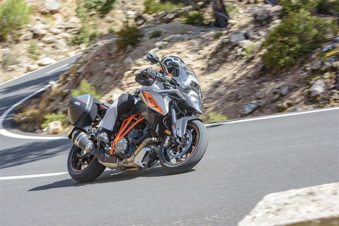KTM 1290 Super Duke GT Orange Days