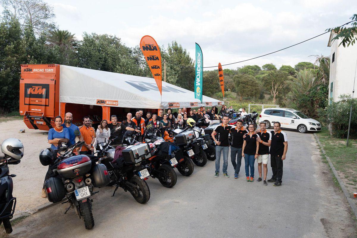 Encuentro KTM Adventure