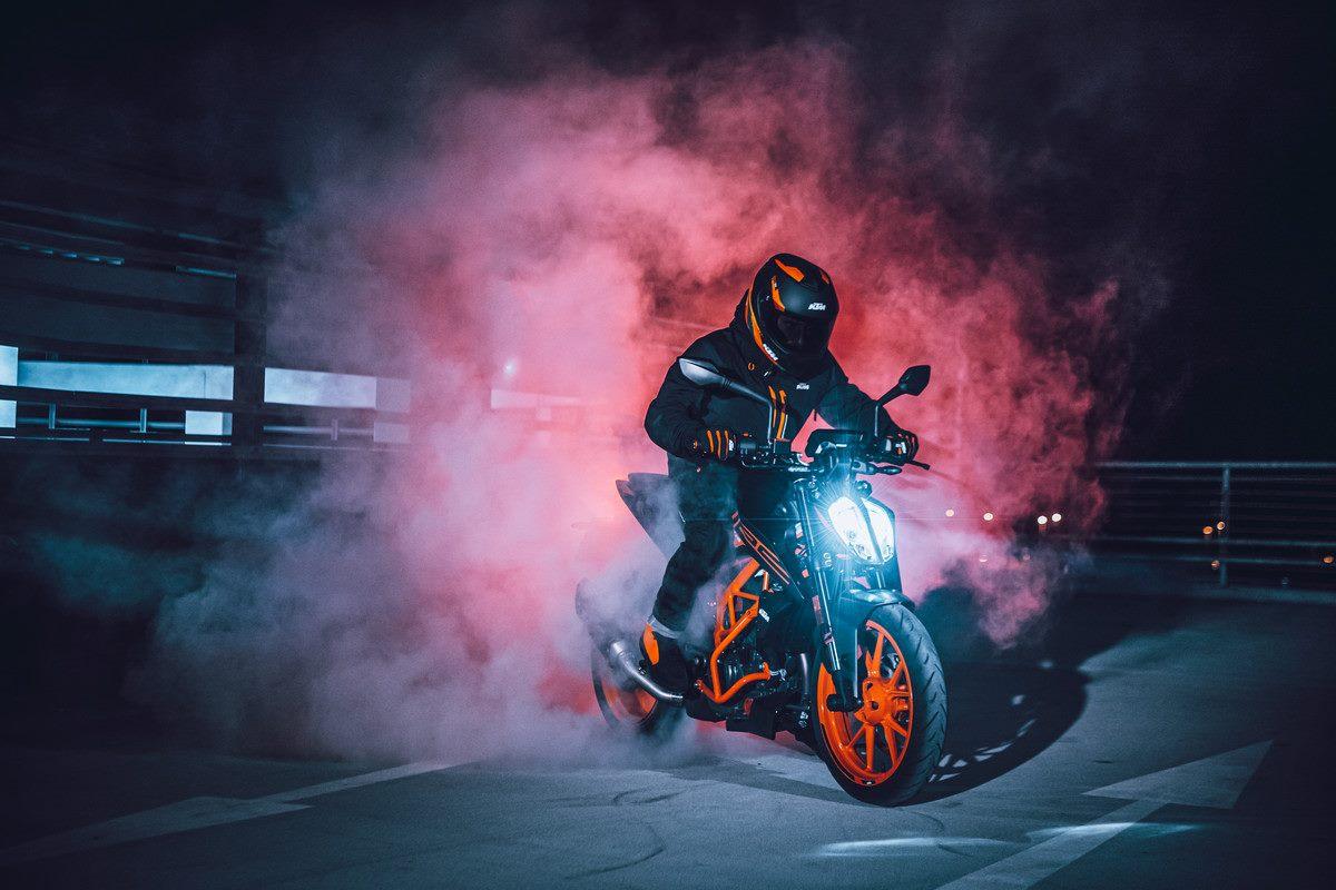Nuevas KTM Duke 125 y 390 2021
