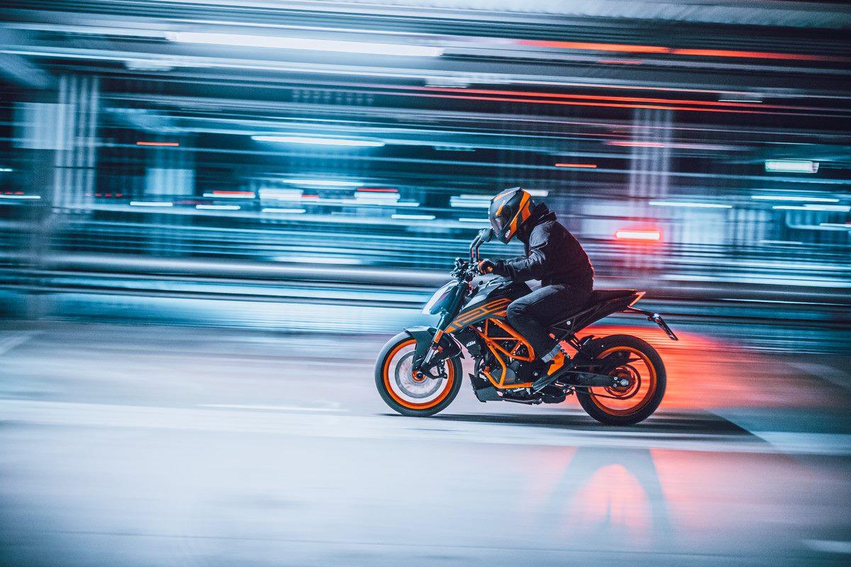 Nueva KTM 125 Duke 2021
