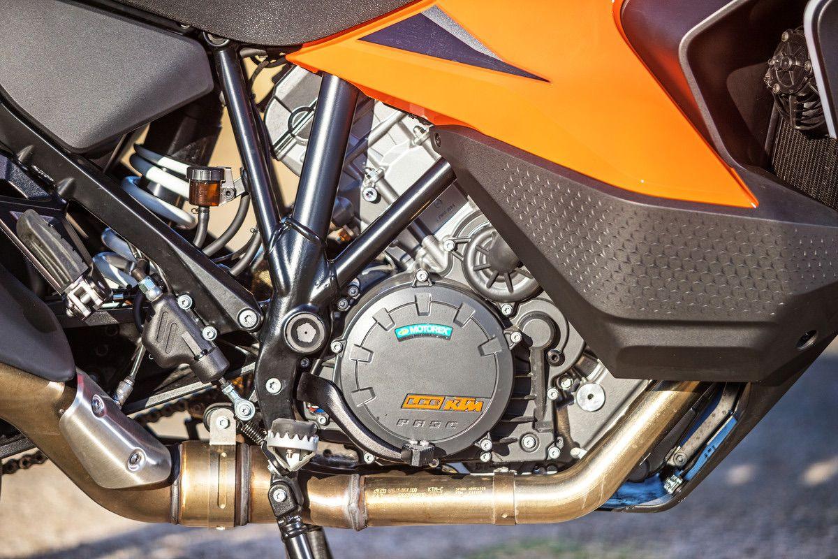 KTM 1290 S motor