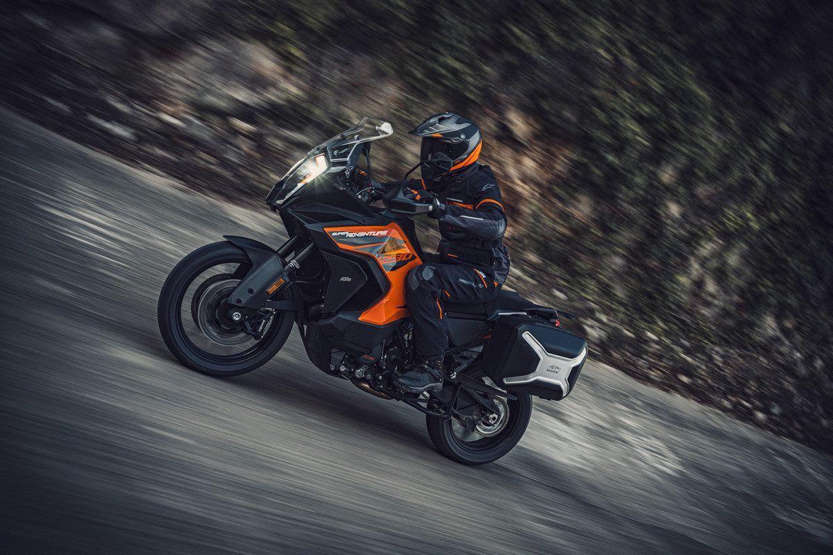 Nueva KTM 1290 Super Adventure S 2021