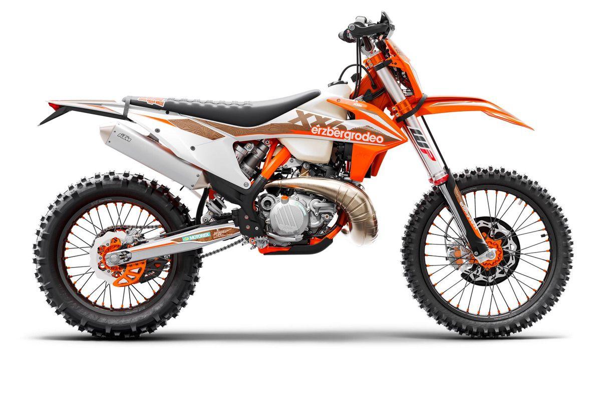 KTM EXC 300 2021