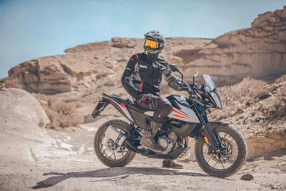 Las 10 mejores motos trail entre 250 y 400 cc de 2021